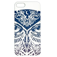 Owl Apple Iphone 5 Hardshell Case With Stand