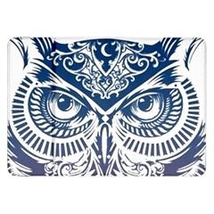 Owl Samsung Galaxy Tab 8 9  P7300 Flip Case