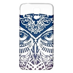 Owl Samsung Galaxy S5 Back Case (white)