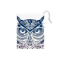 Owl Drawstring Pouches (small)