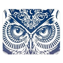Owl Double Sided Flano Blanket (large)