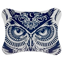 Owl Jigsaw Puzzle Photo Stand (bow)
