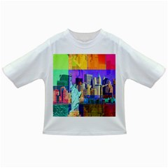 New York City The Statue Of Liberty Infant/toddler T Shirts