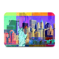 New York City The Statue Of Liberty Plate Mats