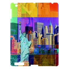 New York City The Statue Of Liberty Apple Ipad 3/4 Hardshell Case