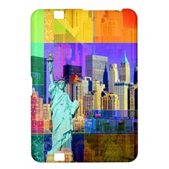 New York City The Statue Of Liberty Kindle Fire Hd 8 9