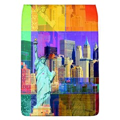 New York City The Statue Of Liberty Flap Covers (l)