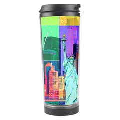 New York City The Statue Of Liberty Travel Tumbler