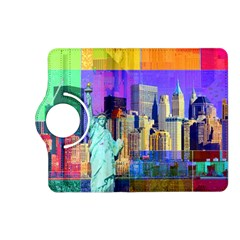 New York City The Statue Of Liberty Kindle Fire Hd (2013) Flip 360 Case