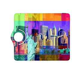New York City The Statue Of Liberty Kindle Fire Hdx 8 9  Flip 360 Case