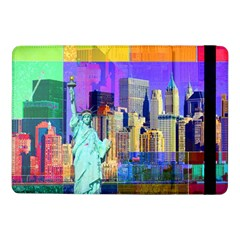 New York City The Statue Of Liberty Samsung Galaxy Tab Pro 10 1  Flip Case