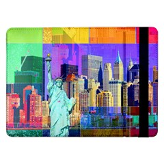 New York City The Statue Of Liberty Samsung Galaxy Tab Pro 12.2  Flip Case