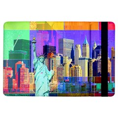 New York City The Statue Of Liberty Ipad Air Flip