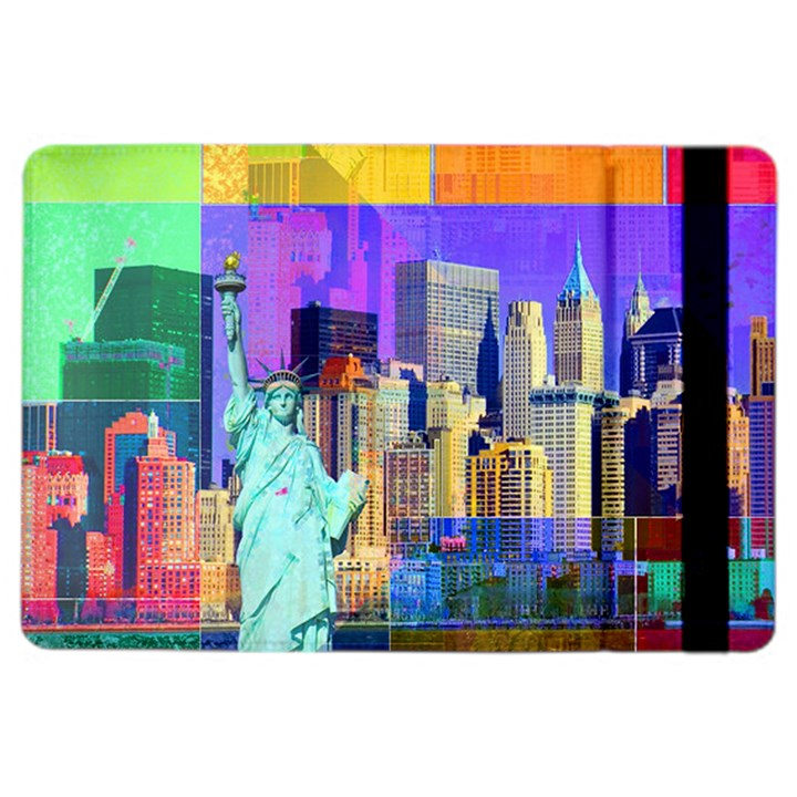 New York City The Statue Of Liberty iPad Air 2 Flip