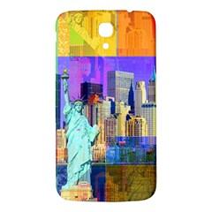 New York City The Statue Of Liberty Samsung Galaxy Mega I9200 Hardshell Back Case