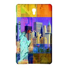 New York City The Statue Of Liberty Samsung Galaxy Tab S (8.4 ) Hardshell Case
