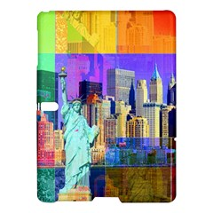 New York City The Statue Of Liberty Samsung Galaxy Tab S (10 5 ) Hardshell Case