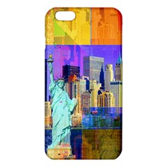 New York City The Statue Of Liberty iPhone 6 Plus/6S Plus TPU Case