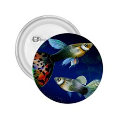 Marine Fishes 2 25  Buttons