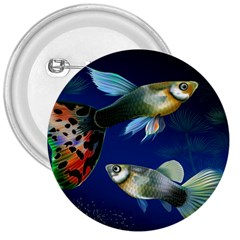 Marine Fishes 3  Buttons