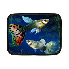 Marine Fishes Netbook Case (small)