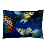 Marine Fishes Pillow Case 26.62 x18.9 Pillow Case