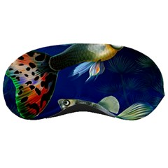 Marine Fishes Sleeping Masks