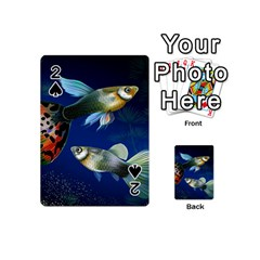 Marine Fishes Playing Cards 54 (mini)