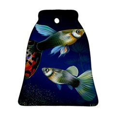 Marine Fishes Ornament (bell)