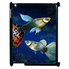 Marine Fishes Apple Ipad 2 Case (black)