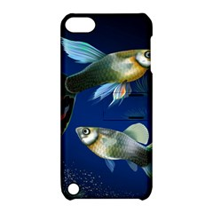 Marine Fishes Apple Ipod Touch 5 Hardshell Case With Stand