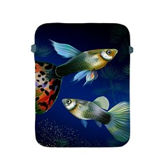 Marine Fishes Apple Ipad 2/3/4 Protective Soft Cases