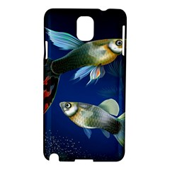 Marine Fishes Samsung Galaxy Note 3 N9005 Hardshell Case