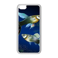 Marine Fishes Apple Iphone 5c Seamless Case (white)