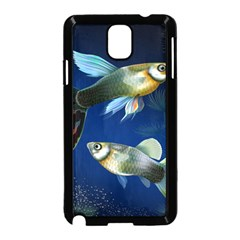 Marine Fishes Samsung Galaxy Note 3 Neo Hardshell Case (black)