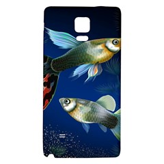 Marine Fishes Galaxy Note 4 Back Case