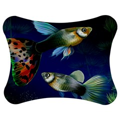 Marine Fishes Jigsaw Puzzle Photo Stand (bow)