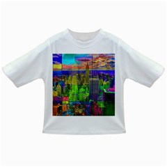 New York City Skyline Infant/Toddler T-Shirts