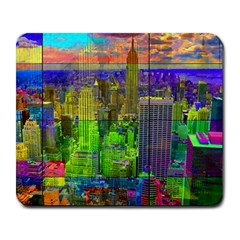 New York City Skyline Large Mousepads