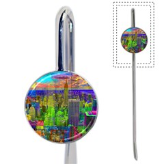 New York City Skyline Book Mark