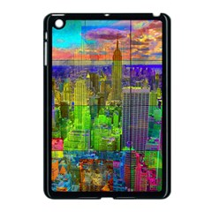 New York City Skyline Apple Ipad Mini Case (black)