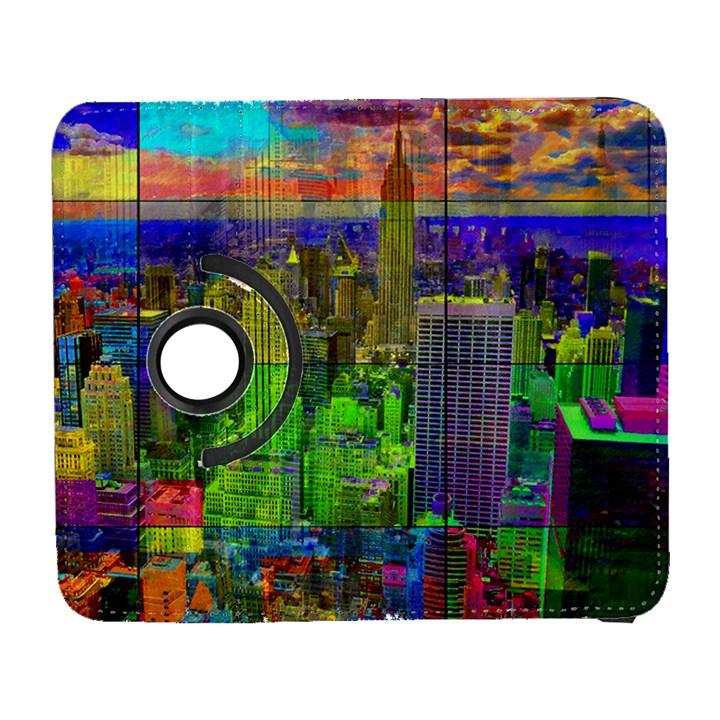 New York City Skyline Galaxy S3 (Flip/Folio)