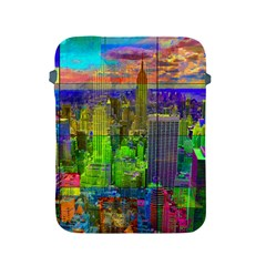 New York City Skyline Apple Ipad 2/3/4 Protective Soft Cases