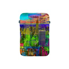 New York City Skyline Apple Ipad Mini Protective Soft Cases