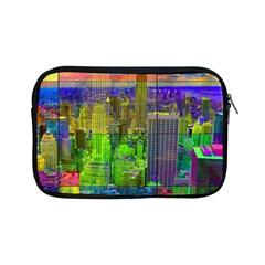 New York City Skyline Apple Ipad Mini Zipper Cases