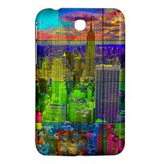 New York City Skyline Samsung Galaxy Tab 3 (7 ) P3200 Hardshell Case