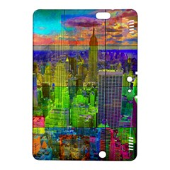 New York City Skyline Kindle Fire Hdx 8 9  Hardshell Case