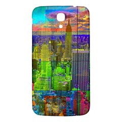 New York City Skyline Samsung Galaxy Mega I9200 Hardshell Back Case