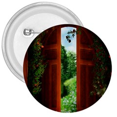 Beautiful World Entry Door Fantasy 3  Buttons
