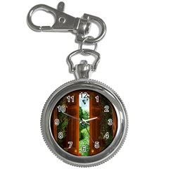 Beautiful World Entry Door Fantasy Key Chain Watches